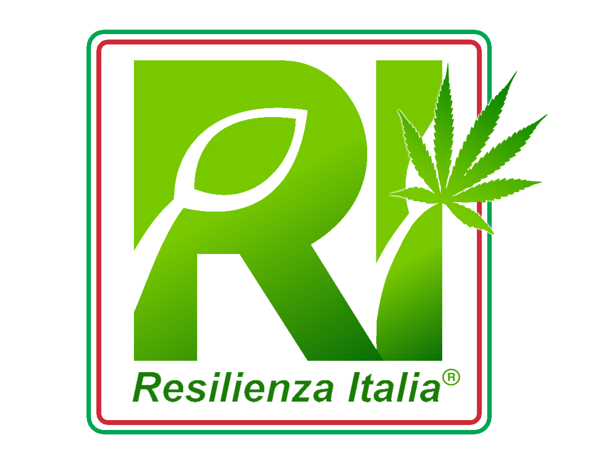 LOGO RESILIENZA CANNABIS Registered