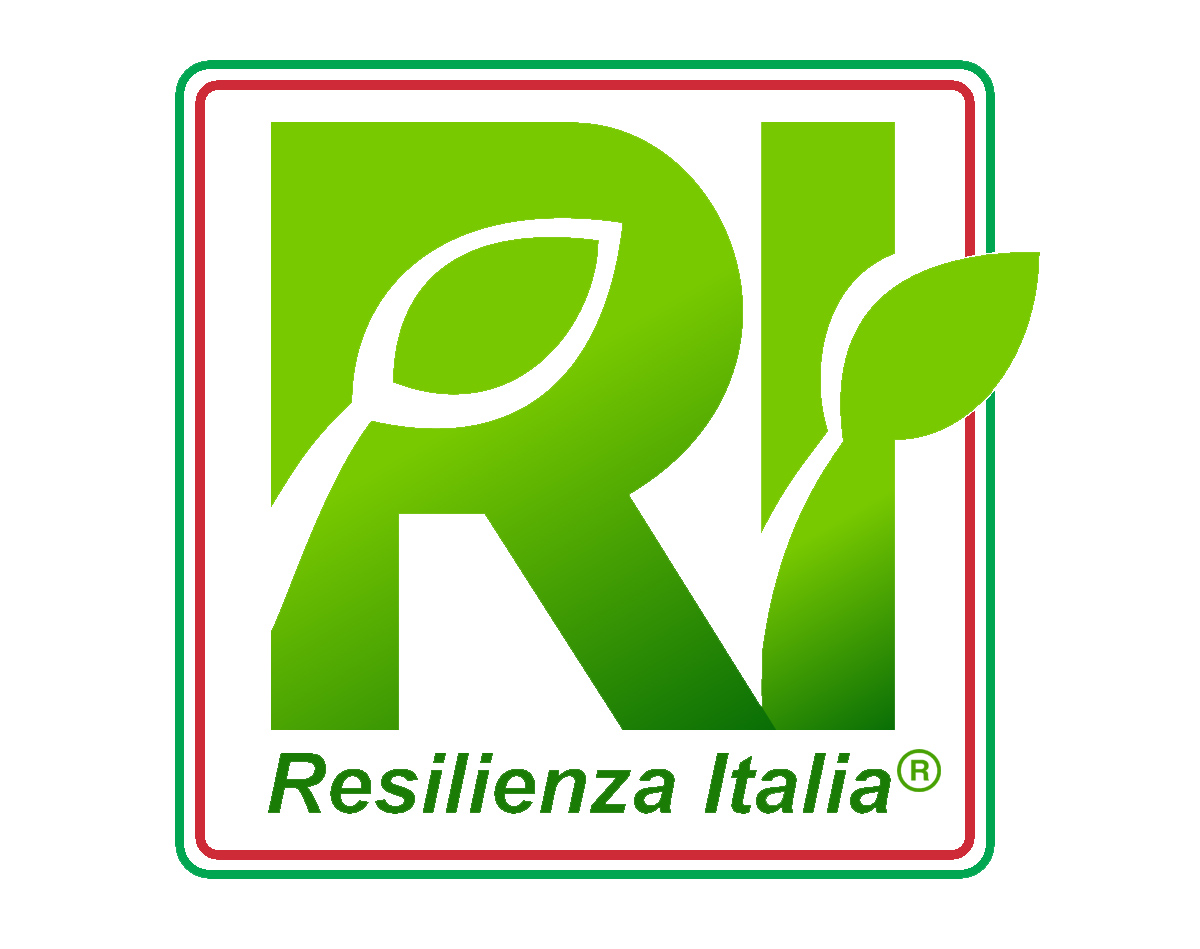 LOGO RESILIENZA ORIGINALE con REGISTERED